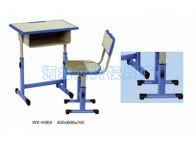 WX-K004时尚课桌椅